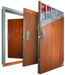 Bezpečnostní dveře Napako N2 STANDART