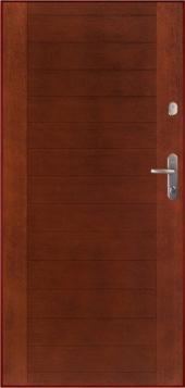Bezpečnostní bytové dveře Gerda CX 10 - Prestige