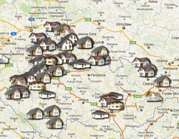 Ukázka z Atlasu referencí