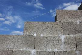 Ztracené bednění, betonové duté tvárnice