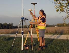 Geodetické měření