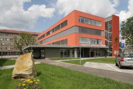 18. Oblastní nemocnice Příbram, a.s. - Modernizace a dostavba - 1. etapa