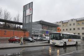 26. Modernizace dopravního terminálu AN Příbram