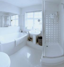 Ideální řešení - vana i sprchový kout