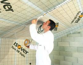 Ukázka z montáže folie Vario KM Duplex UV