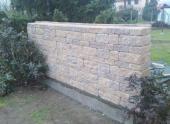Betonové oplocení