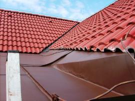 Klempířské prvky doplňující novou střechu