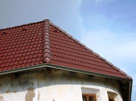 Rekonstruovaná střecha