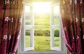 Fólie jsou vhodné i na běžná okna