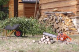 Dřevo si snadno zpracujeme svépomocí