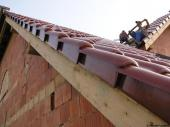 Realizovaná střecha
