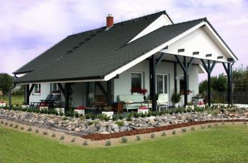 Typový rodinný dům od společnosti Ekonomické stavby