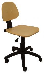 Dílenská pracovní židle Eko + Sparta