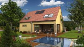Typový rodinný dům GS pasiv