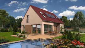 Typový rodinný dům GS pasiv 9