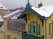 Restaurovaná střecha