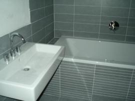 Rekonstruovaná koupelna