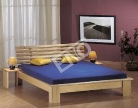 Masivní postel Adam