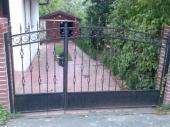 Kovaná brána