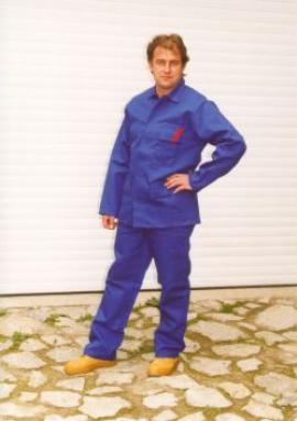 Pracovní oděv se sníženou hořlavostí PROBAN