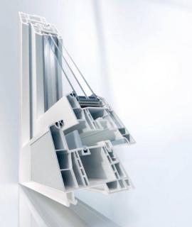 Okenní profilový systém Rehau GENEO