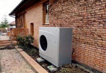 Tepelné čerpadlo Regulus vzduch - voda, venkovní jednotka