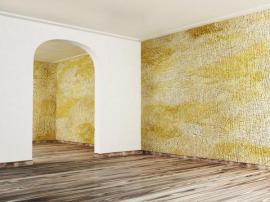 Netradiční řešení povrchu stěn