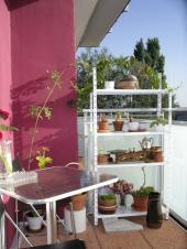 Rozšíření balkónu v bytě v panelovém domě