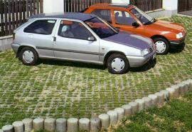 Plastová zatravňovací dlažba, parkovací stání