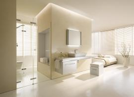 Koupelnová řada Keramag Silk