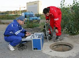 Revize kanalizace