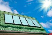 Solárně termické deskové kolektory