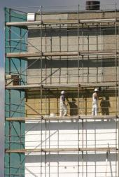 Zateplování vnějšího pláště budovy