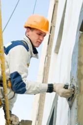 Povrchové úpravy zateplené fasády