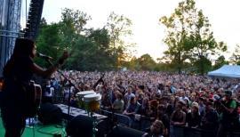 Fotografie z festivalu Velká výzva