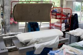 Mandlování prádla