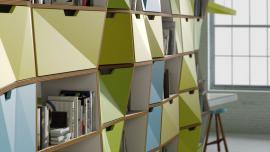 Moderní barvy systémových desek