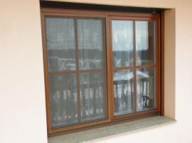 Nové plastové okno