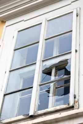 Staré dřevěné okno