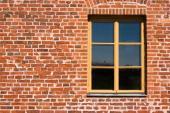Nové dřevěné okno