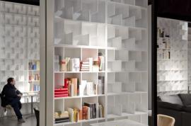 Postavte si knihovnu jak dlouhou a vysokou chcete
