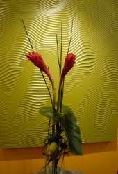 Plastická náhražka tapet - zcela nové pojetí úpravy stěn