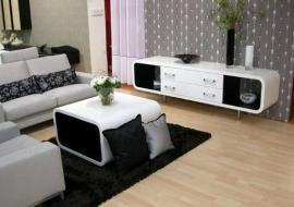 Navržený obývací pokoj