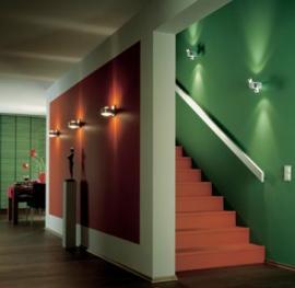 Barvy na stěnách a osvětlení