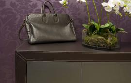 Detail, který vyrazí dech - je to skříňka nebo kabelka?