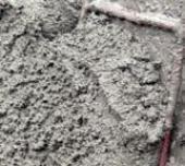 Vyrovnání do potřebné roviny pomocí minerální reprofilační malty TS 210