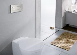 """Motto """"generační koupelna"""" je synonymem pro vysoké nároky na komfort a vhodnost pro různé věkové kategorie. Zpravidla ktomu patří sprcha vúrovni podlahy."""