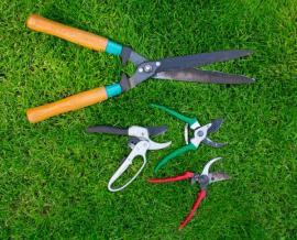 Zahradnické nůžky