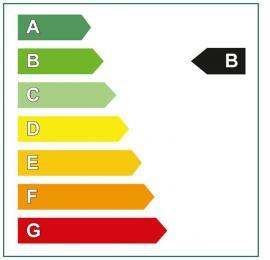 Energetický štítek H+H Greenblock - Třída B - nízkoenergetické domy