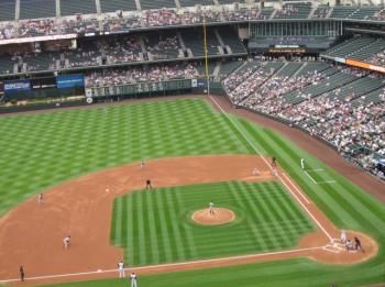 Baseballové hřiště